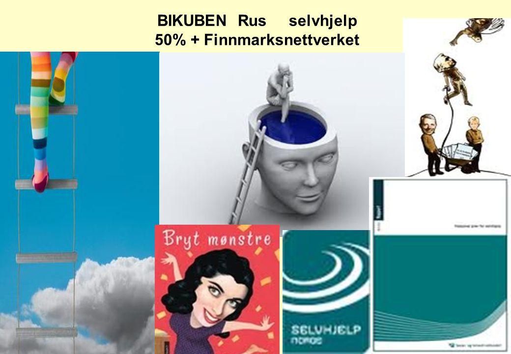 BIKUBEN Rus selvhjelp 50% + Finnmarksnettverket