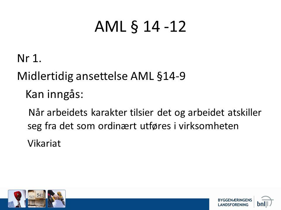 AML § 14 -12