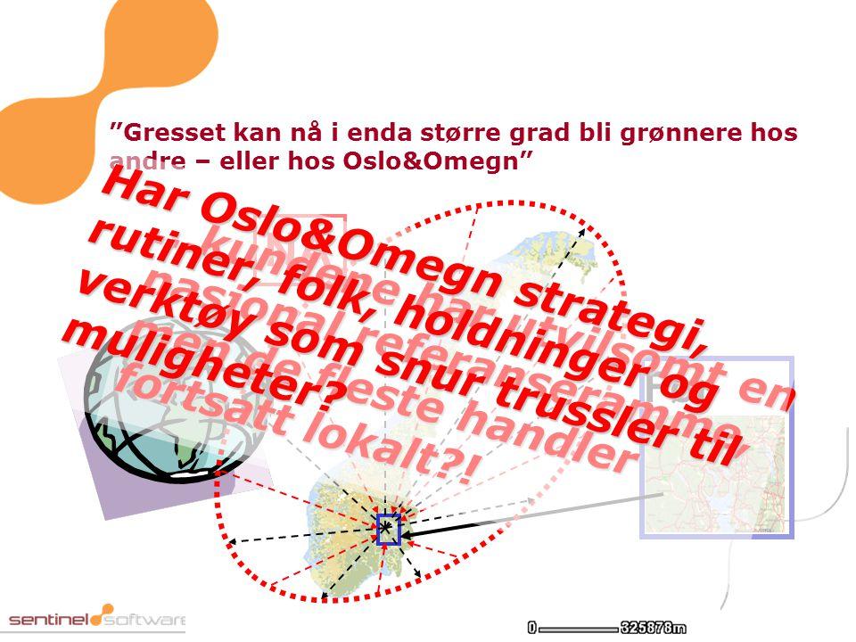 Gresset kan nå i enda større grad bli grønnere hos andre – eller hos Oslo&Omegn