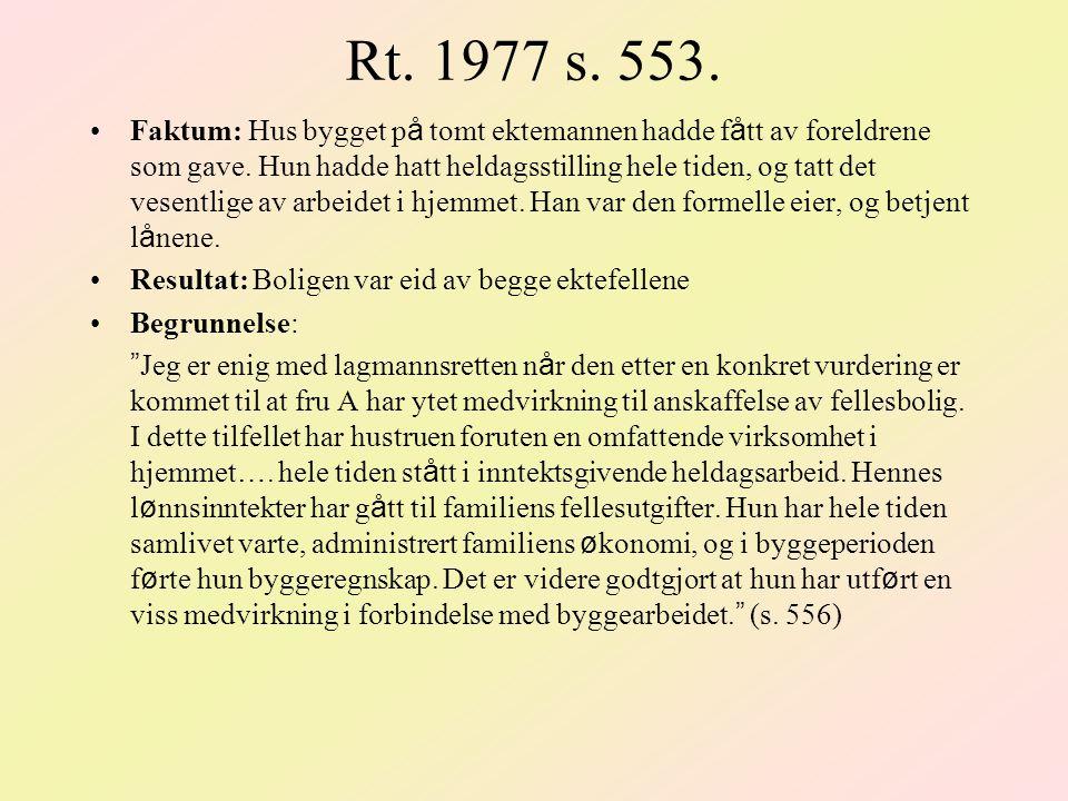 Rt. 1977 s. 553.