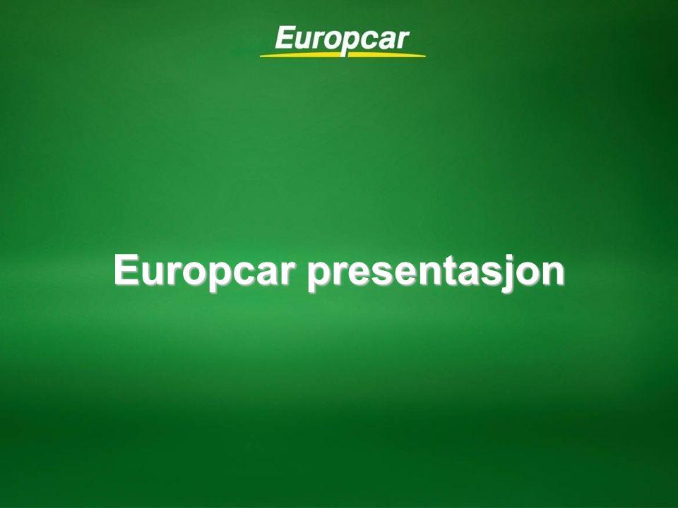 Europcar presentasjon
