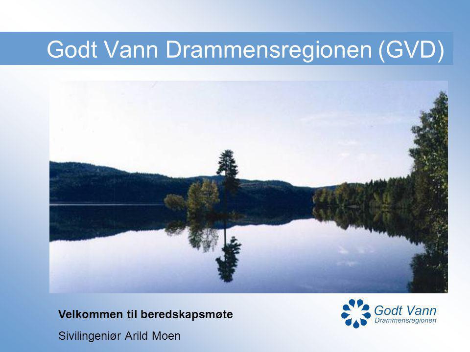 Godt Vann Drammensregionen (GVD)