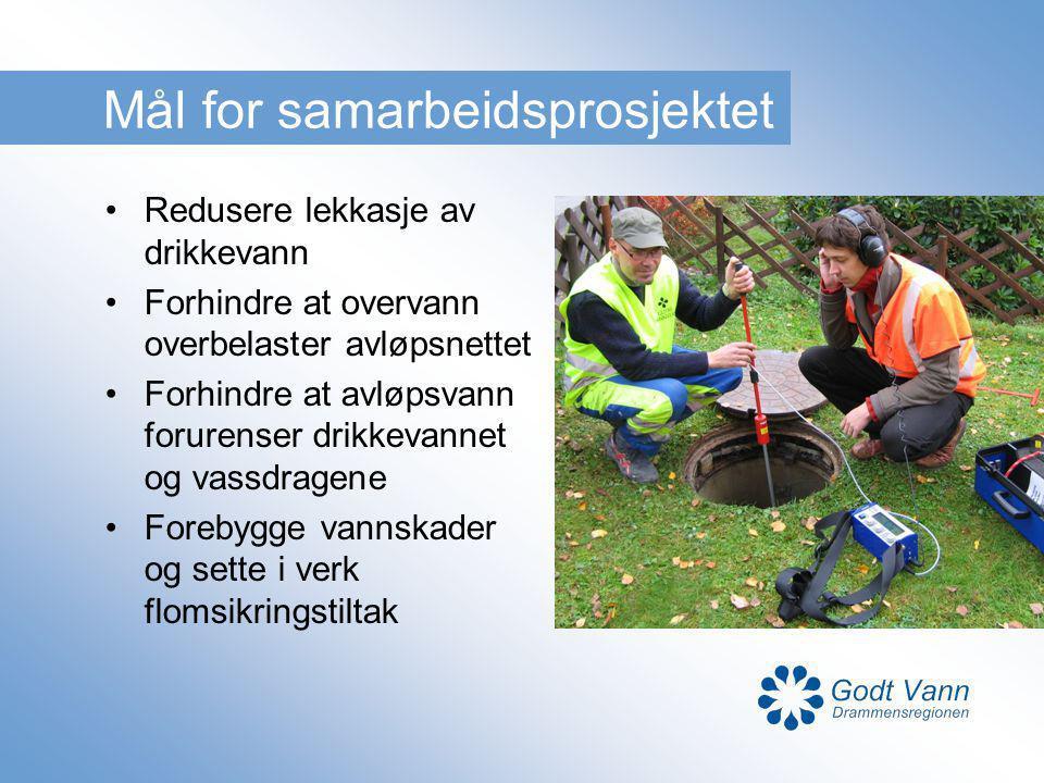 Mål for samarbeidsprosjektet