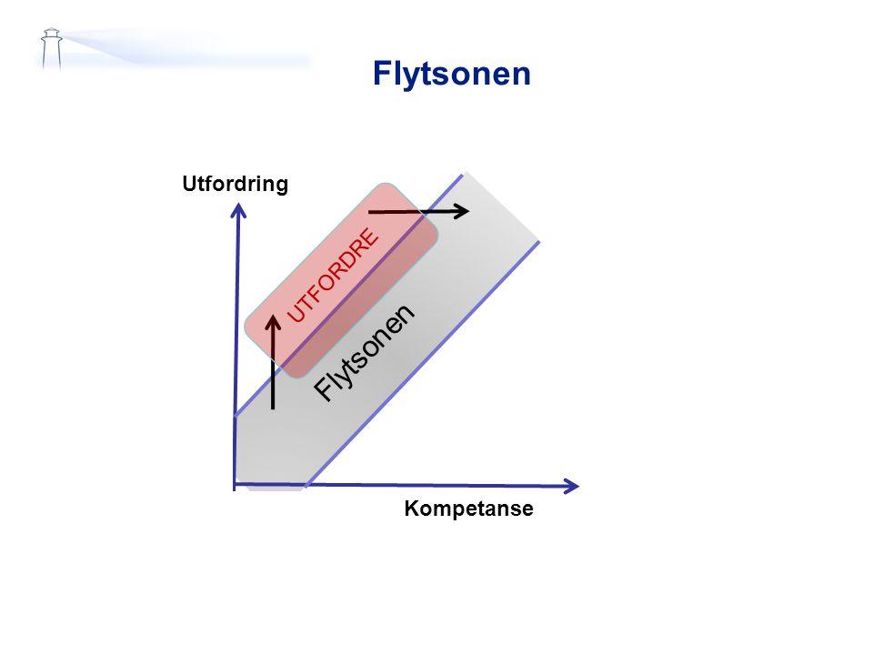 Flytsonen Utfordring Kompetanse Flytsonen UTFORDRE