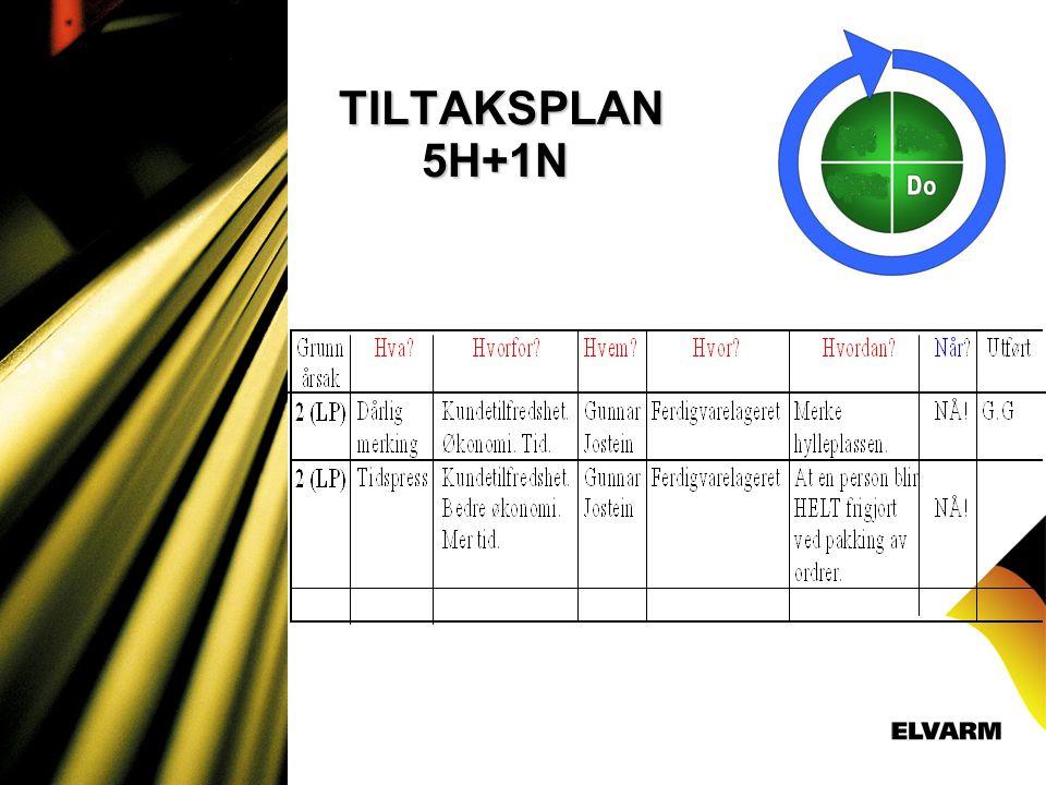 TILTAKSPLAN 5H+1N
