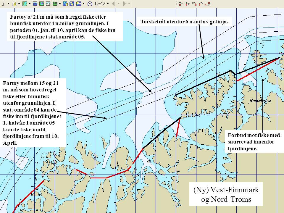 (Ny) Vest-Finnmark og Nord-Troms