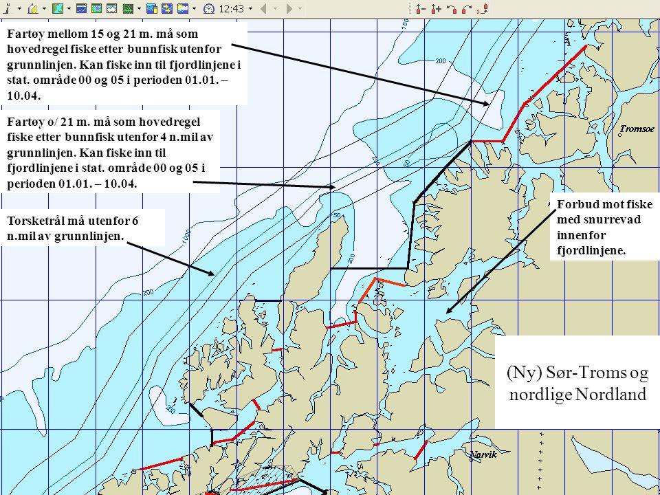(Ny) Sør-Troms og nordlige Nordland