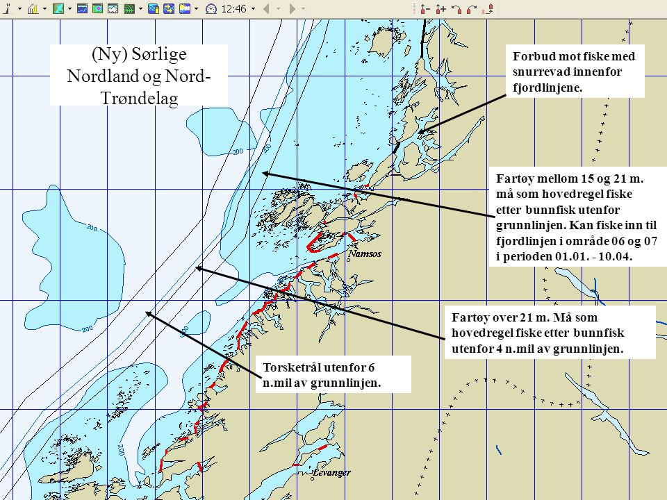 (Ny) Sørlige Nordland og Nord-Trøndelag