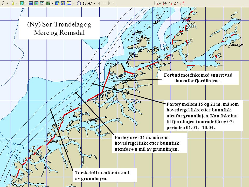 (Ny) Sør-Trøndelag og Møre og Romsdal