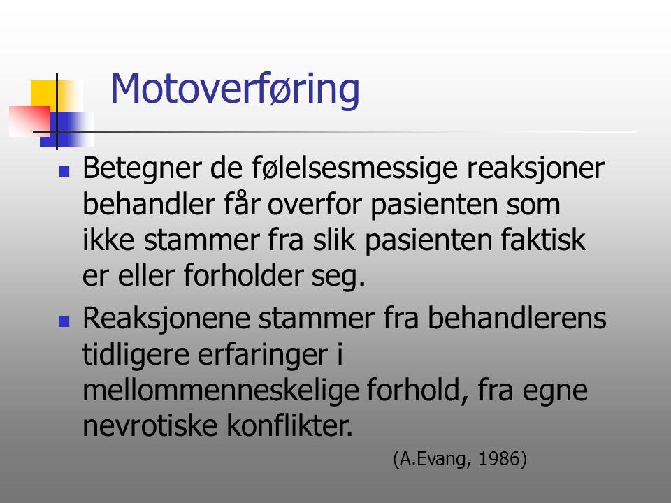 Motoverføring