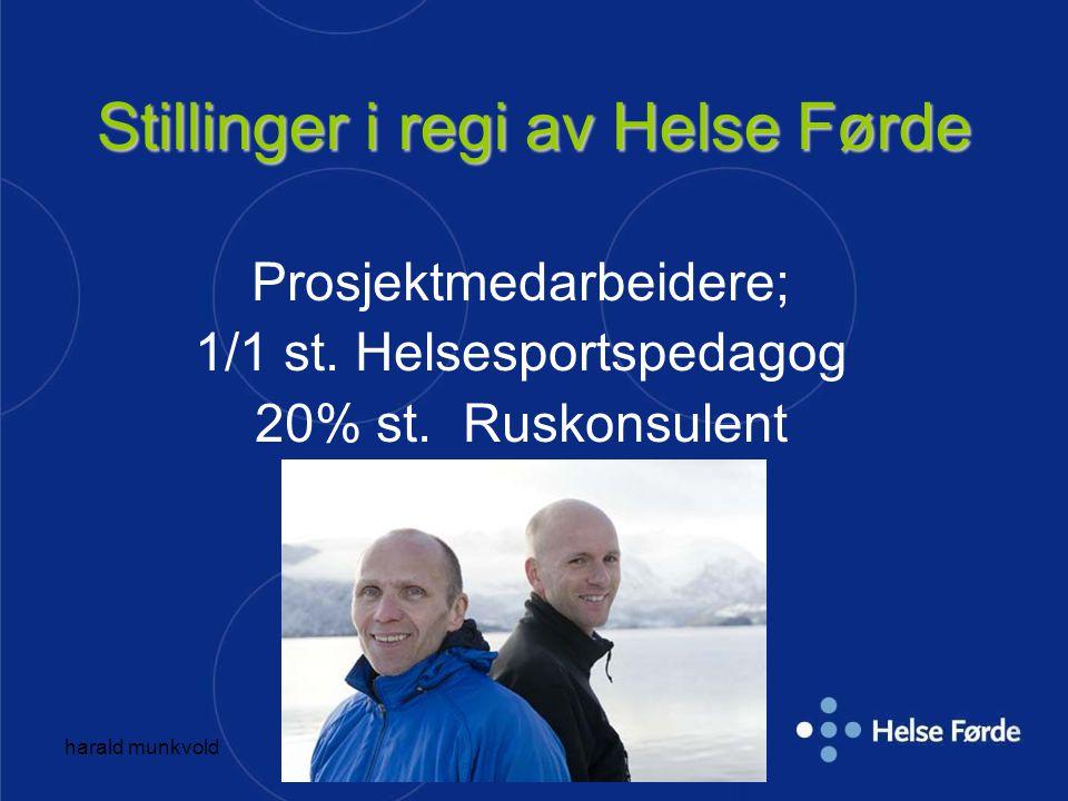 Stillinger i regi av Helse Førde