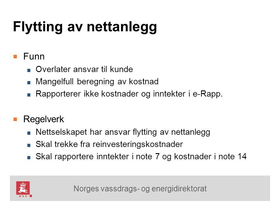 Flytting av nettanlegg