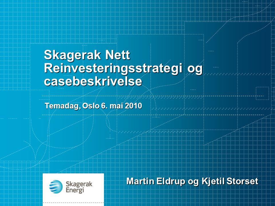 Martin Eldrup og Kjetil Storset