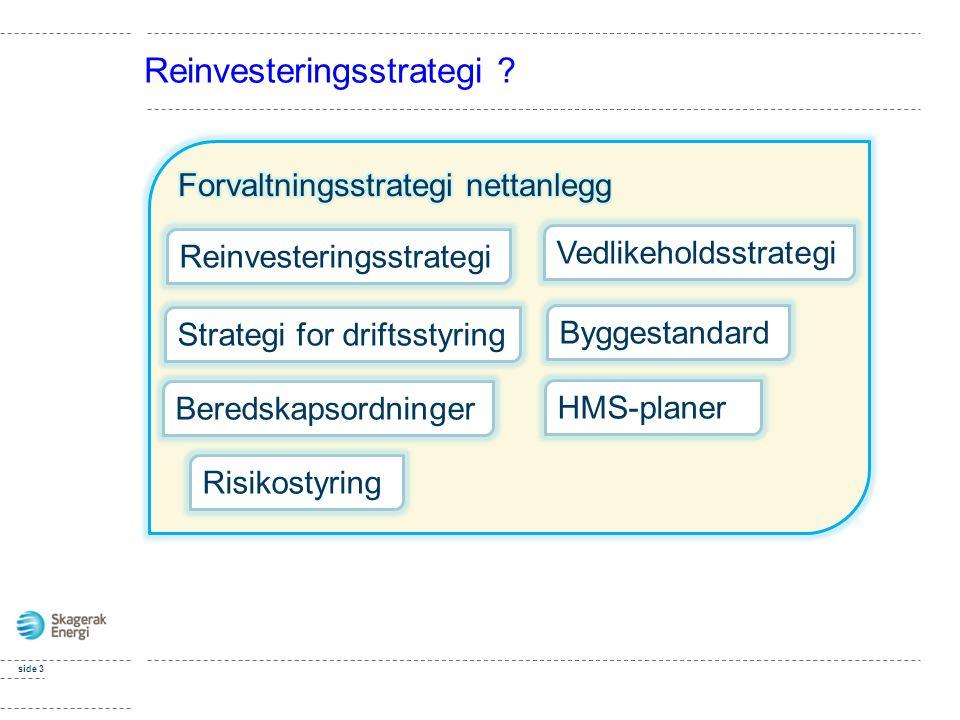 Reinvesteringsstrategi