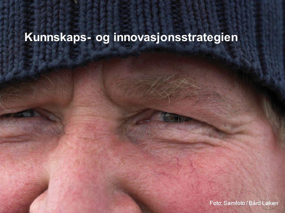 Kunnskaps- og innovasjonsstrategien