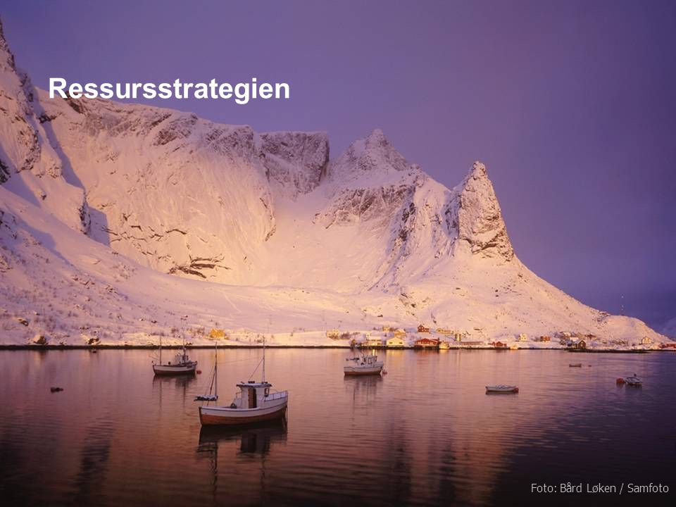 Foto: Bård Løken / Samfoto
