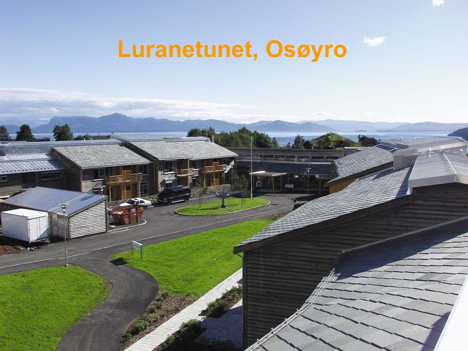 Luranetunet Luranetunet, Osøyro