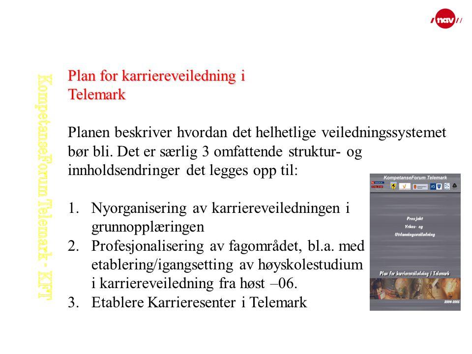 KompetanseForum Telemark - KFT