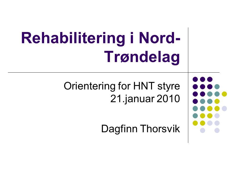 Rehabilitering i Nord-Trøndelag