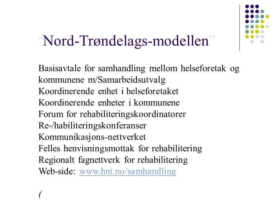 Nord-Trøndelags-modellen
