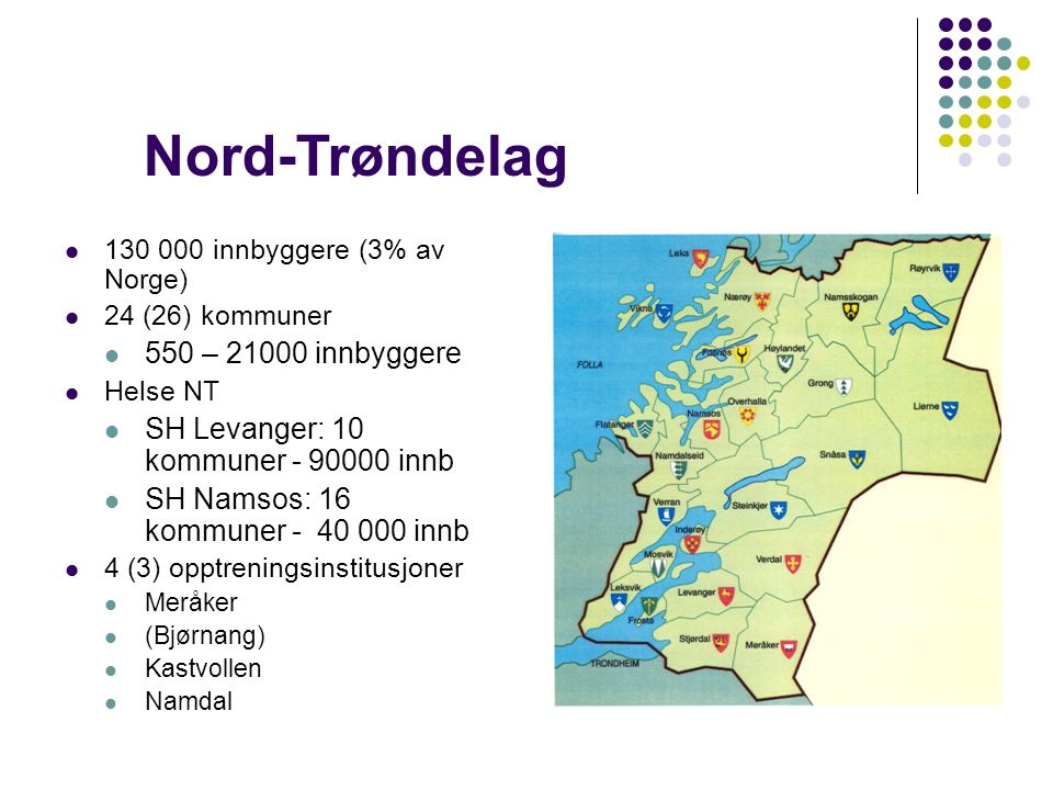 Nord-Trøndelag 550 – 21000 innbyggere