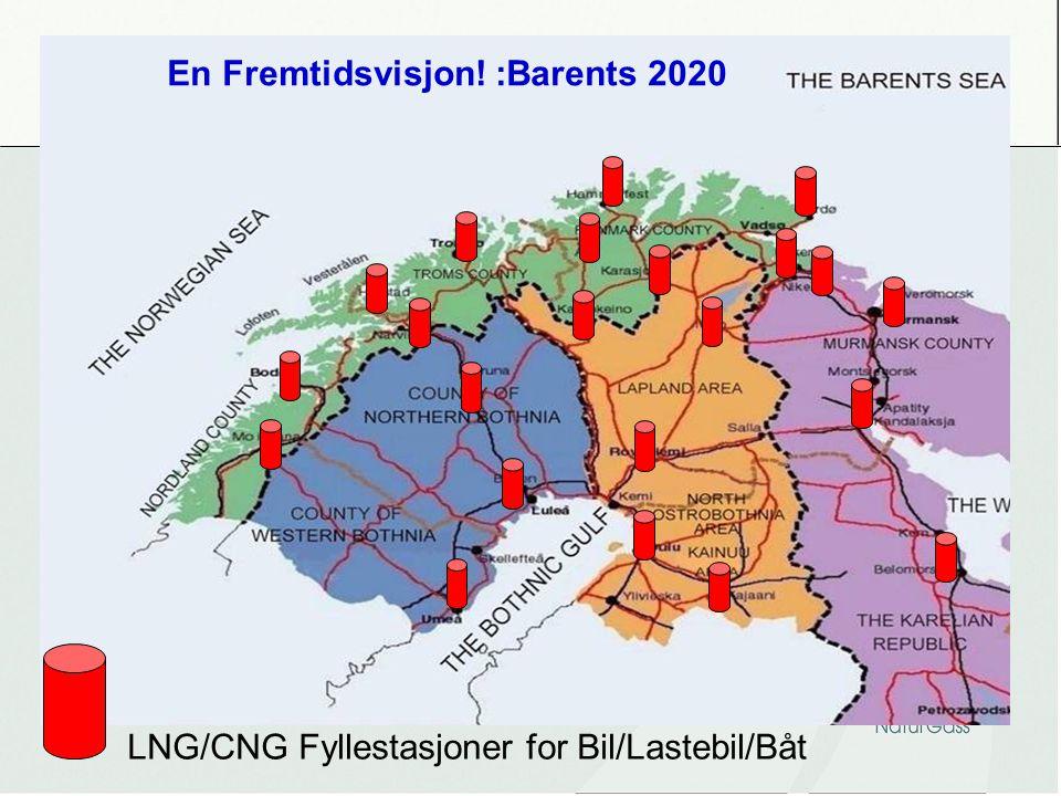 En Fremtidsvisjon! :Barents 2020