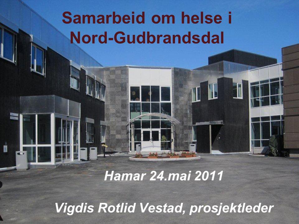 Samarbeid om helse i Nord-Gudbrandsdal