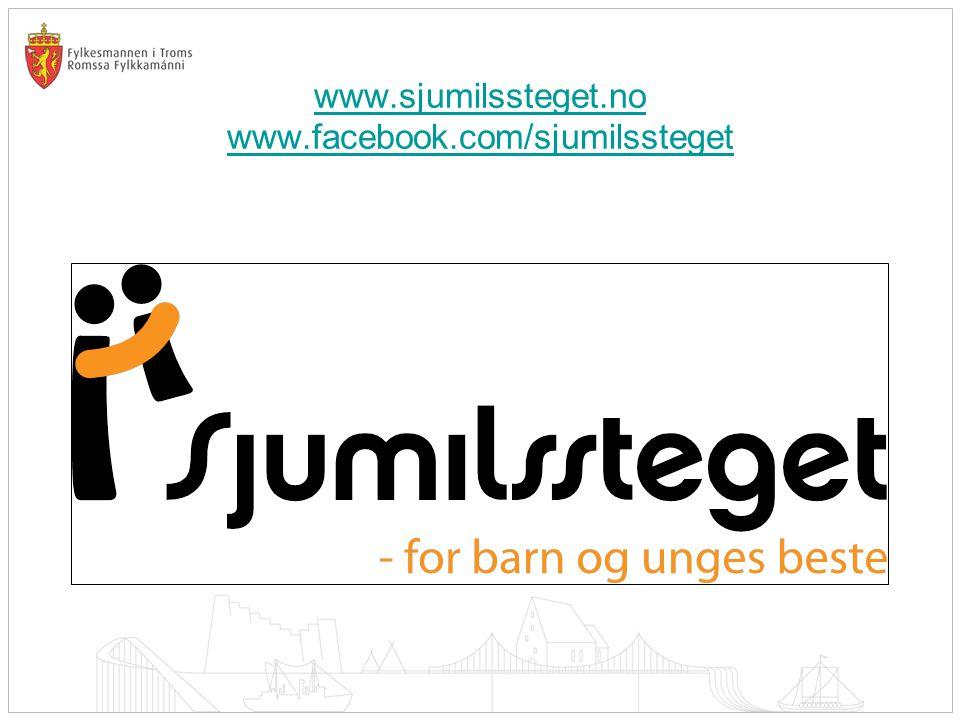 www.sjumilssteget.no www.facebook.com/sjumilssteget