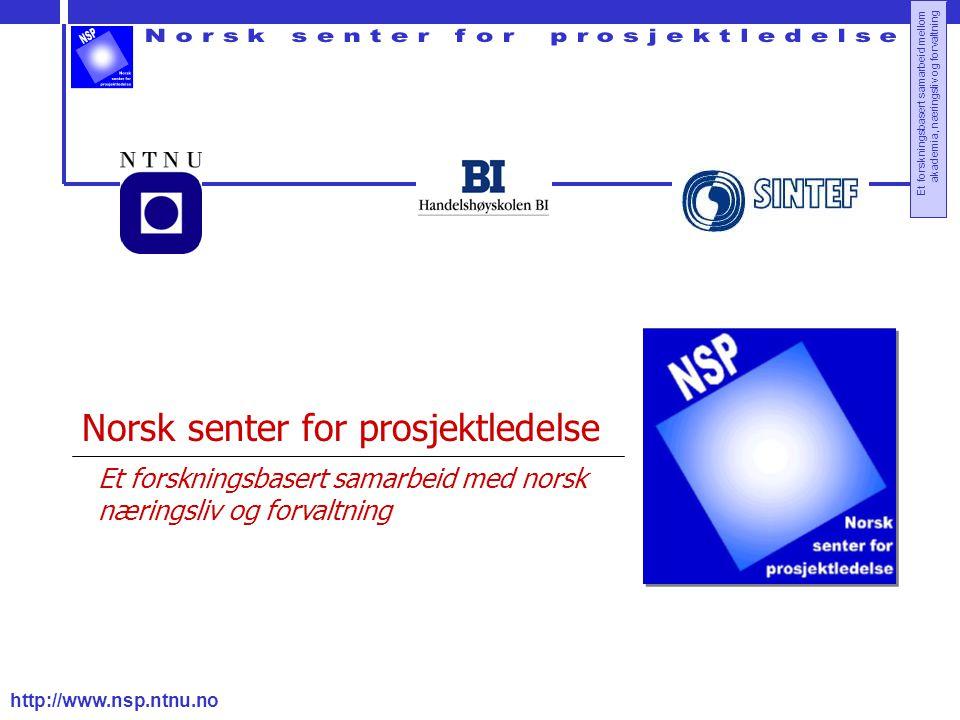 Norsk senter for prosjektledelse