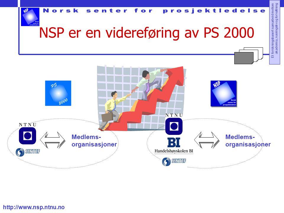 NSP er en videreføring av PS 2000