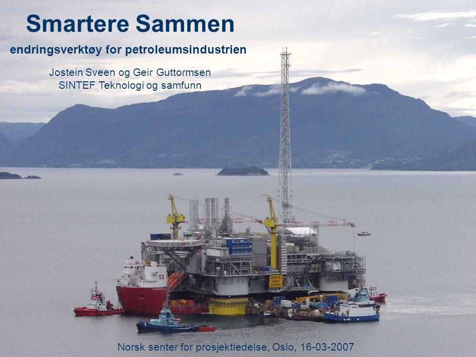 endringsverktøy for petroleumsindustrien