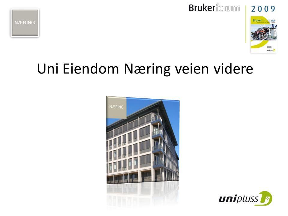 Uni Eiendom Næring veien videre