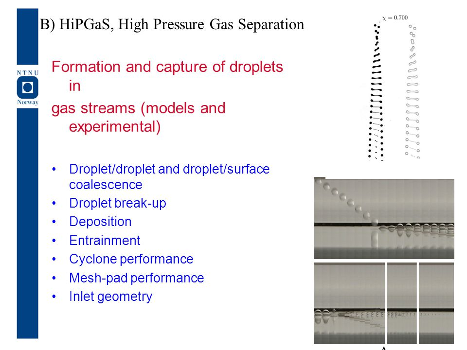 B) HiPGaS, High Pressure Gas Separation