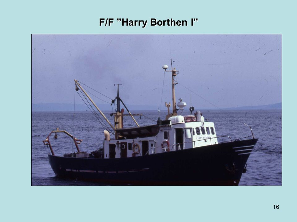 F/F Harry Borthen I
