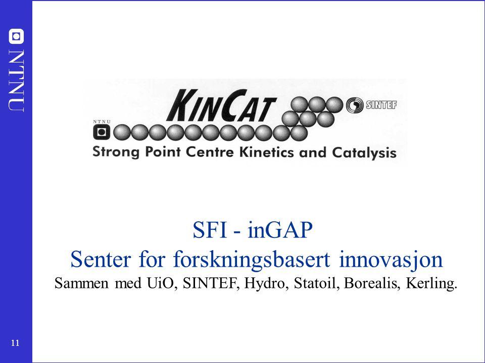 Senter for forskningsbasert innovasjon