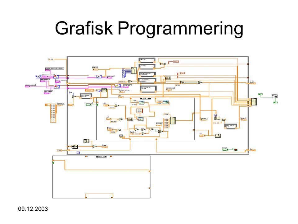Grafisk Programmering