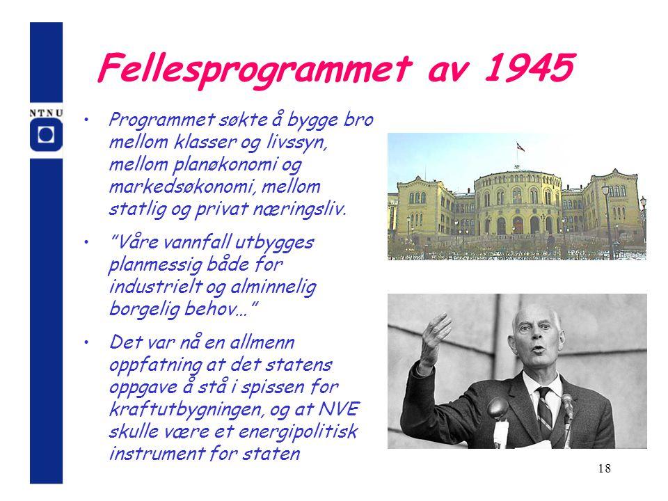 Fellesprogrammet av 1945
