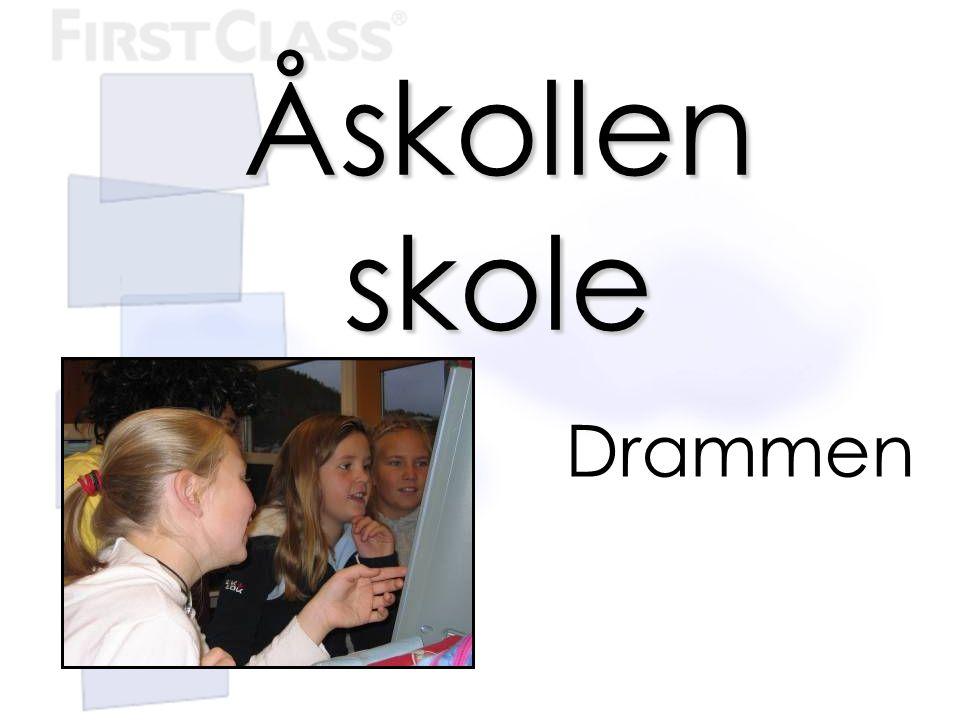 Åskollen skole Drammen