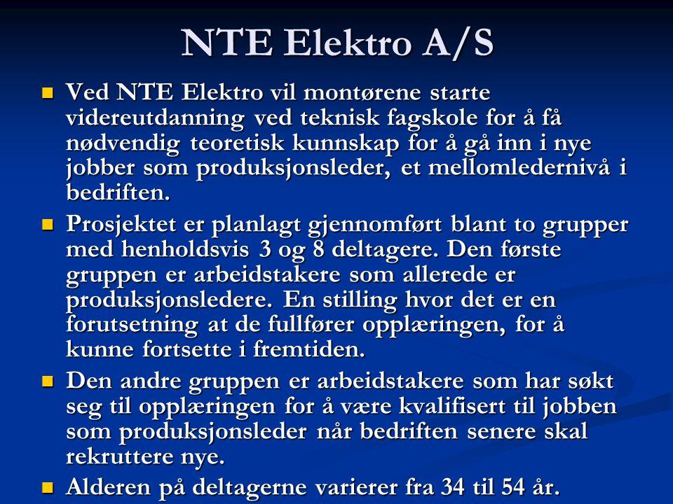 NTE Elektro A/S