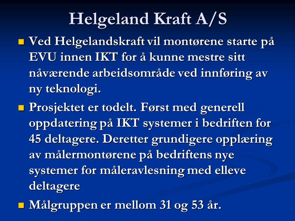 Helgeland Kraft A/S