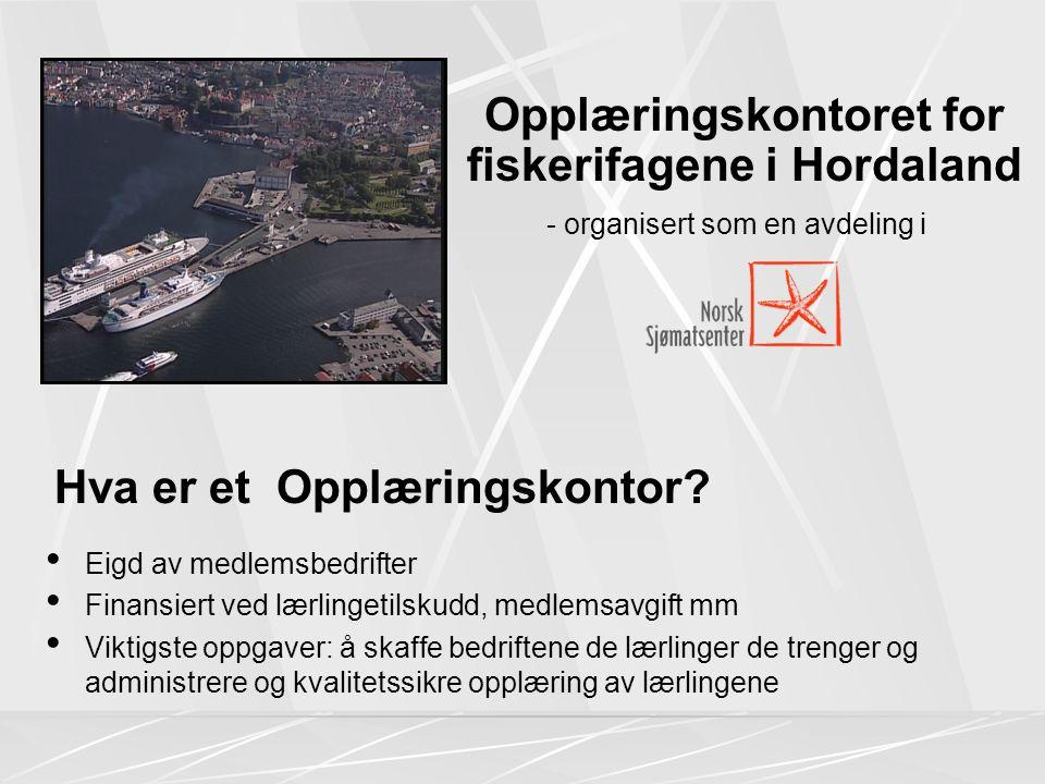 Opplæringskontoret for fiskerifagene i Hordaland