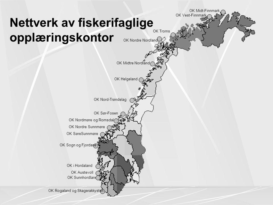 Nettverk av fiskerifaglige opplæringskontor