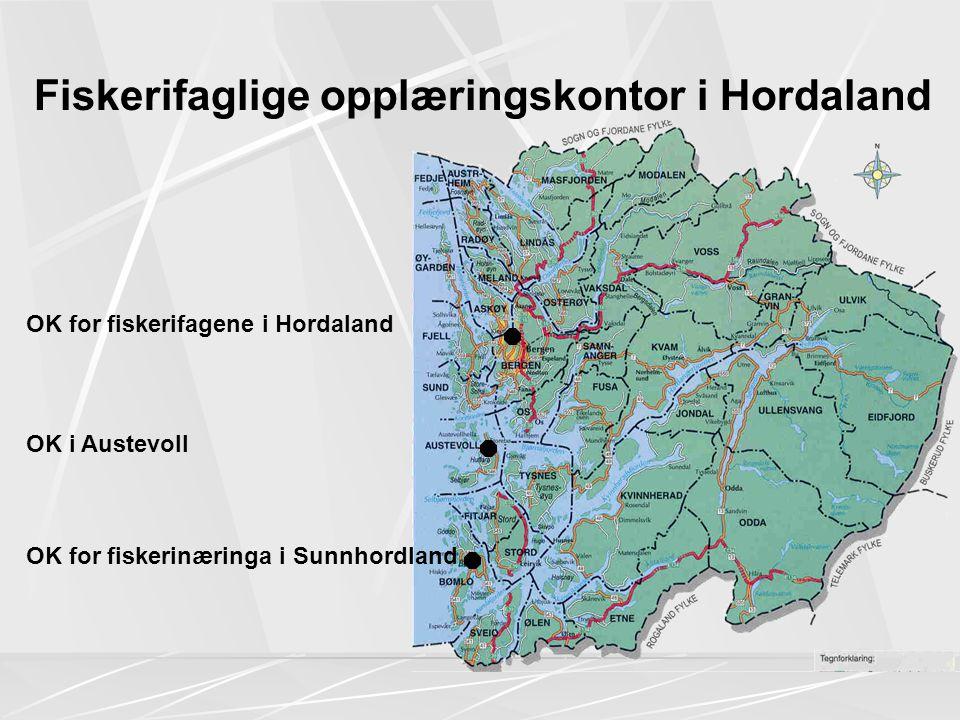 Fiskerifaglige opplæringskontor i Hordaland