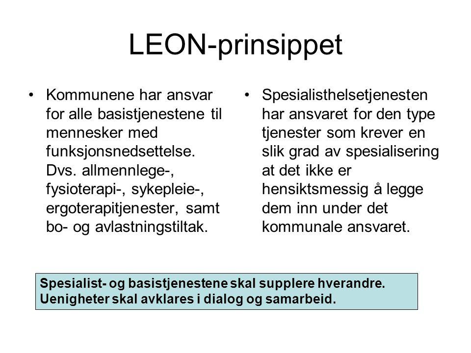 LEON-prinsippet