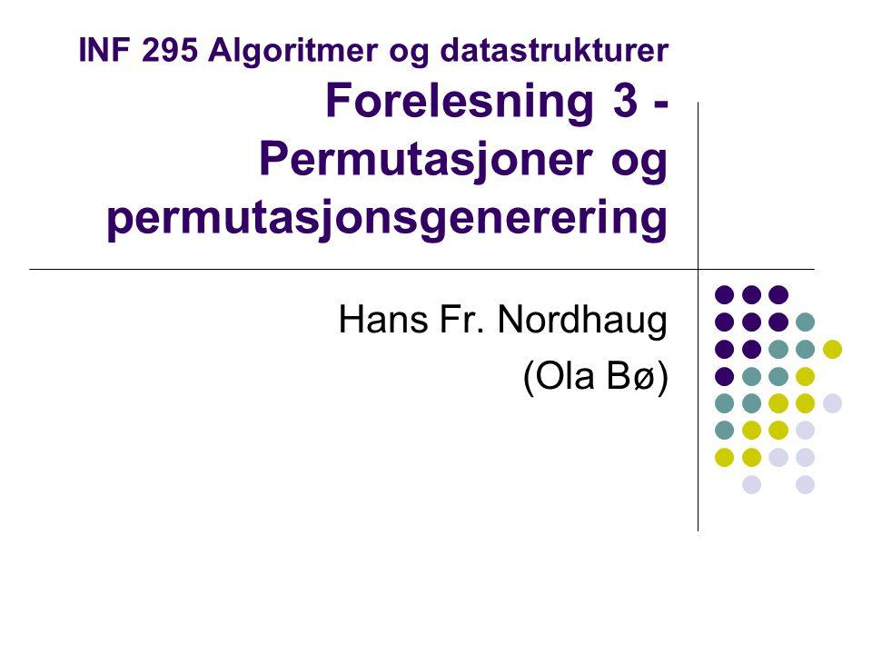 Hans Fr. Nordhaug (Ola Bø)