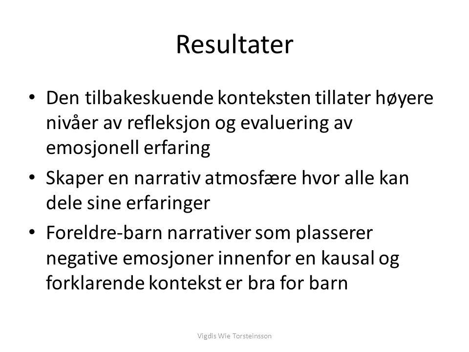 Vigdis Wie Torsteinsson