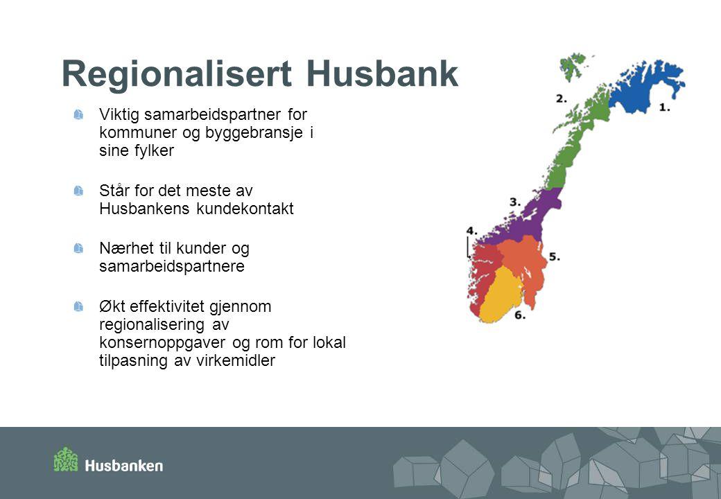 Regionalisert Husbank