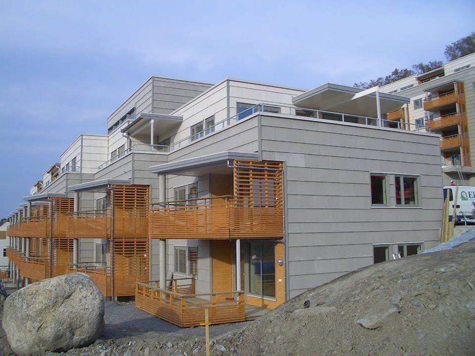 Miljøvennlige boligbygging