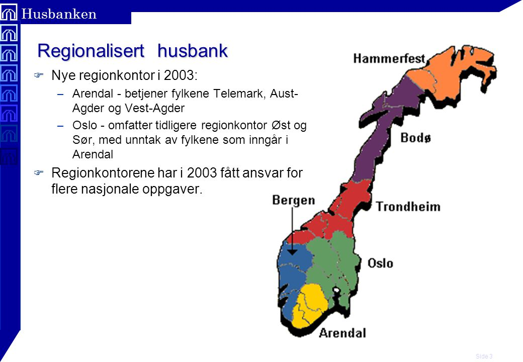 Regionalisert husbank
