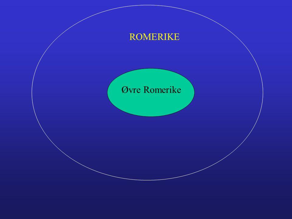 ROMERIKE Øvre Romerike